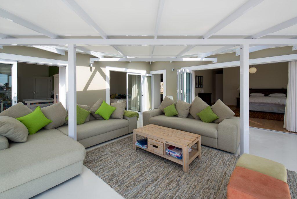 Solid Composite Roof Enclosure